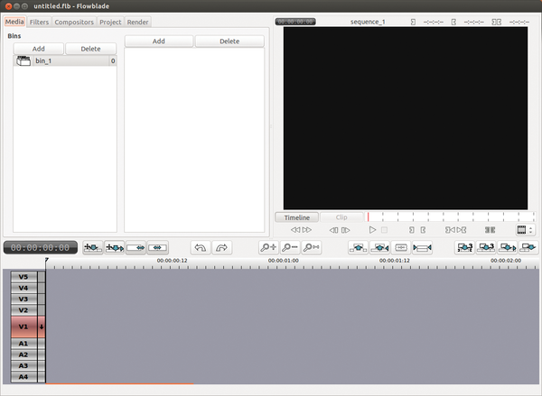 Splice and edit videos with Flowblade / 16 / 2013 / Archive