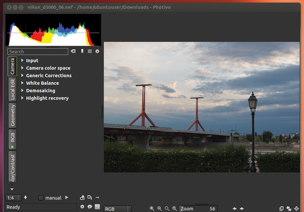 Processing and editing images in Lab mode / 20 / 2014 / Archive