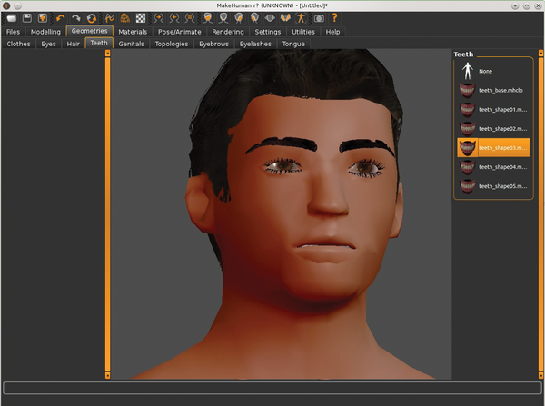 Create 3D characters with MakeHuman / 22 / 2014 / Archive