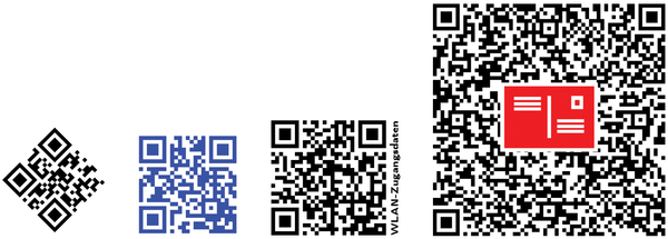 Generating barcodes and QR codes with LaTeX / 28 / 2016 / Archive