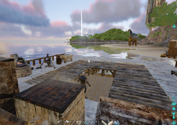 3D games with and without Steam: Ark, Cities: Skylines, and 0 A D