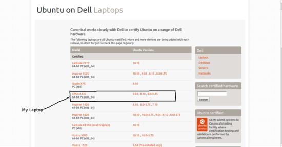 Screenshot-Ubuntu on Dell Laptops | Ubuntu - Chromium / amber